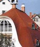 Крыша из мягкой кровли, применяется для покрытия крыш, у которых угол наклона...